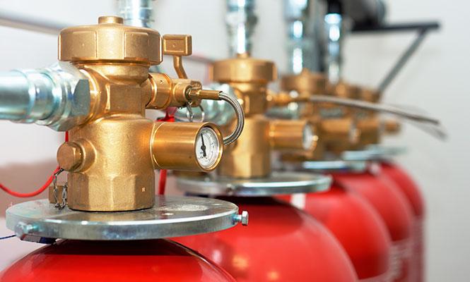Detección y Extinción de Incendios | AP Ingeniería