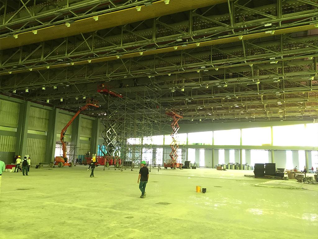 AP Ingeniería - Puerta de Oro - Centro de Eventos y Exposiciones del Caribe