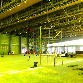 Puerta de Oro - Centro de Eventos y Exposiciones del Caribe