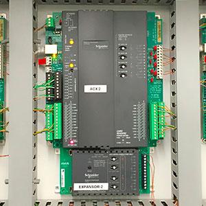 Seguridad y Control – Integración en BMS
