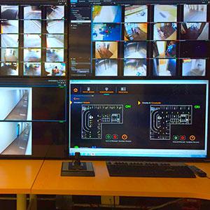 Sistemas CCTV IP