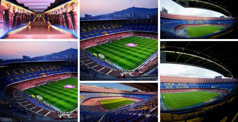 7 estadios de fútbol más seguros del mundo por su Seguridad Electrónica