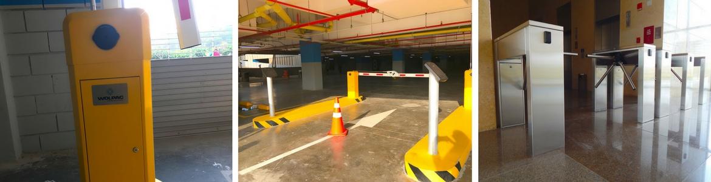Beneficios de Controles de Acceso Peatonales y Vehiculares en Edificios