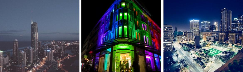 El control en la Iluminación de un edificio empresarial es una necesidad imperiosa