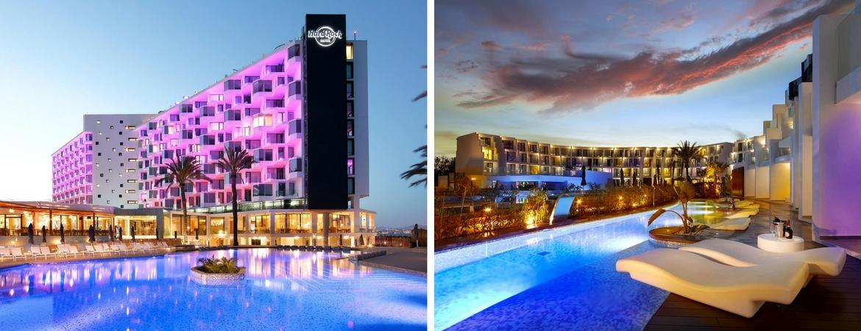 hoteles modernos espana ideas de disenos