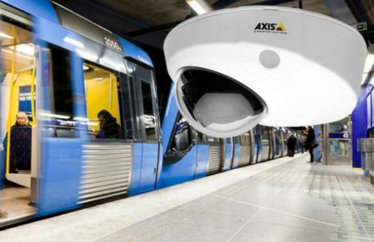 Celebrando 10 años de cámaras de red AXIS a bordo de vehículos en movimiento | Noticias - AP Ingeniería