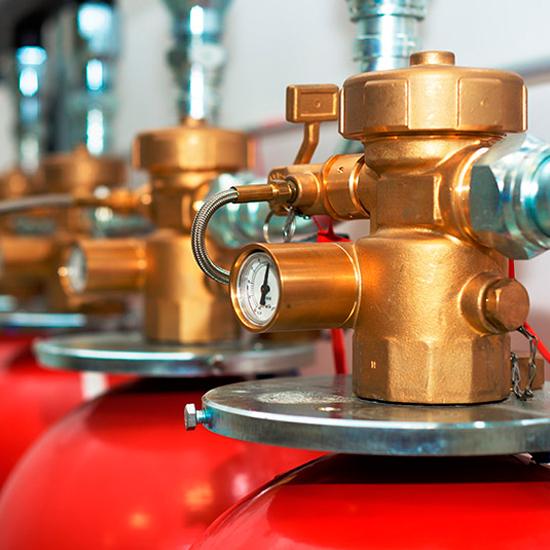 Detección y Extinción de Incendios - AP Ingeniería
