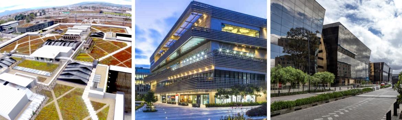 Edificaciones Inteligentes destacadas en Colombia que cuentan con Certificaciones Sostenibles - Blog de AP Ingeniería