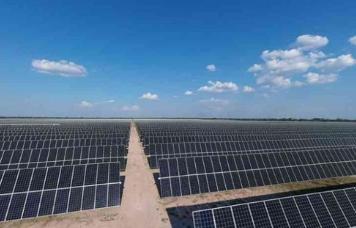 """""""El Paso"""", el Parque Solar más grande de Colombia ubicado en el departamento del Cesar"""