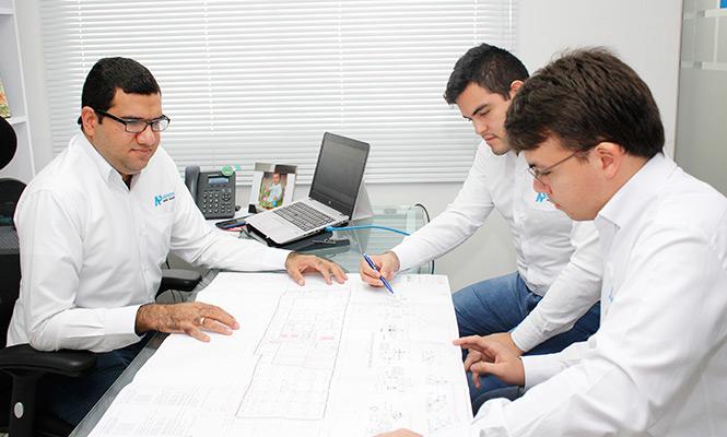 Diseños de Sistemas | AP Ingeniería