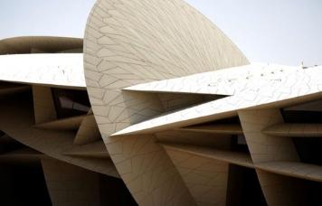 La Rosa del Desierto, el espectacular mega Museo de Qatar