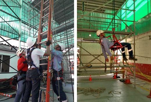 Seguridad y Salud en el Trabajo | AP Ingeniería