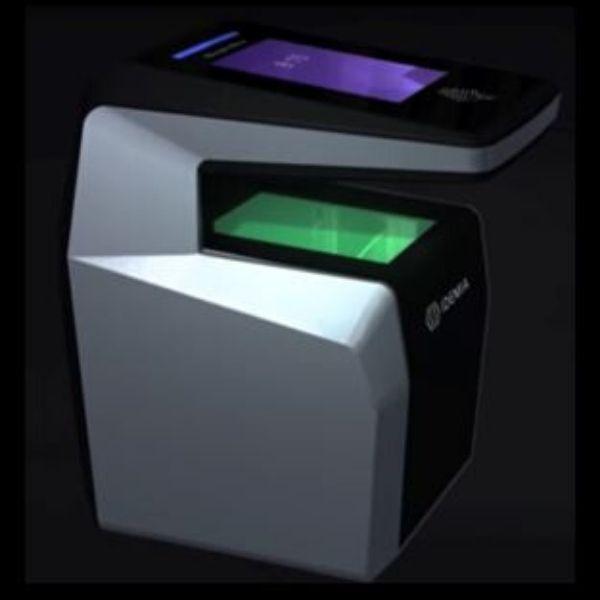 Control de Acceso Biométrico sin Contacto