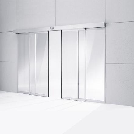 Apertura Automática de Puertas sin Contacto